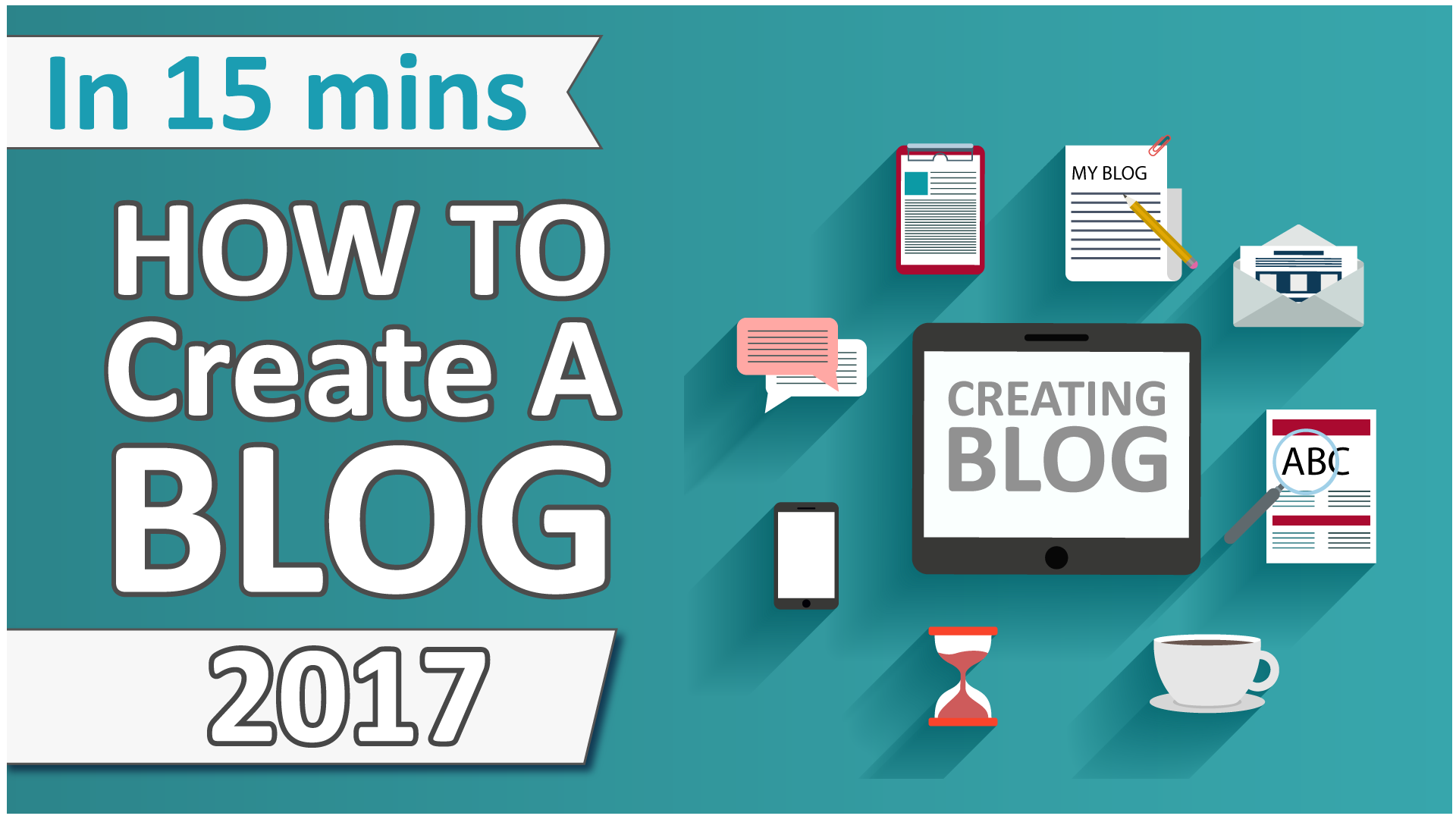 How to create a blog 2017 in 15 mins create wp site for How to build a blog