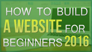 how to buіld a website for beginners