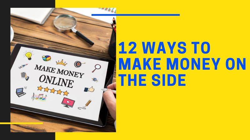 how to make money on the side 2020