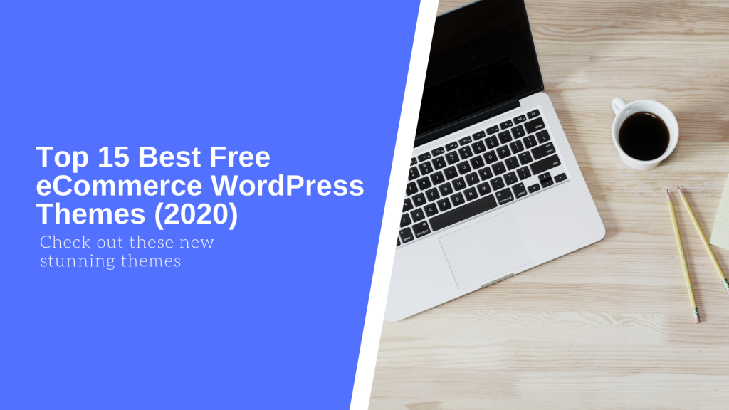 best free eCommerce wordpress themes 2020
