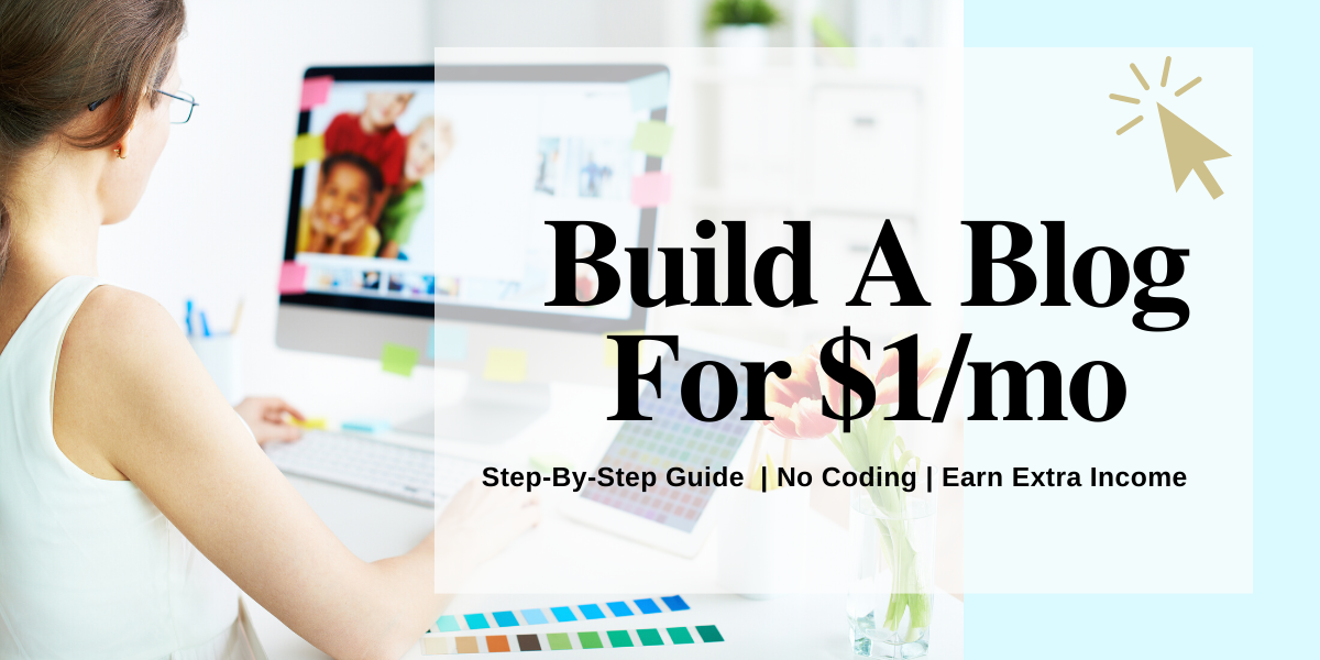 build a blog for $1