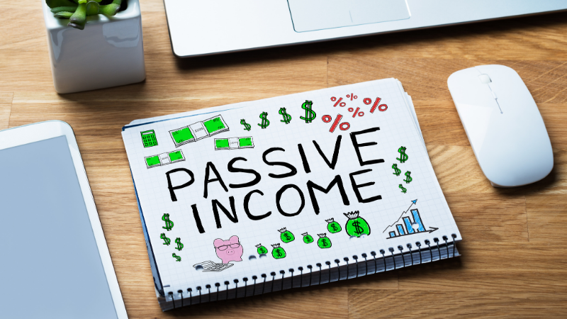 passive income ideas for beginners 2020