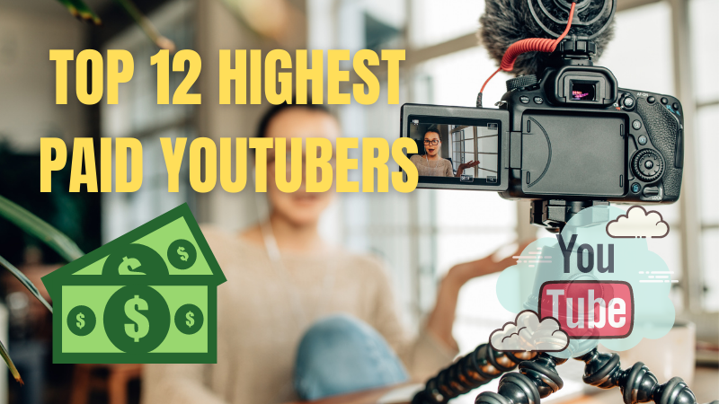 Top 12 Highest Paid YouTube Stars of 2020