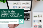 what is the easiest way to build a website featured image